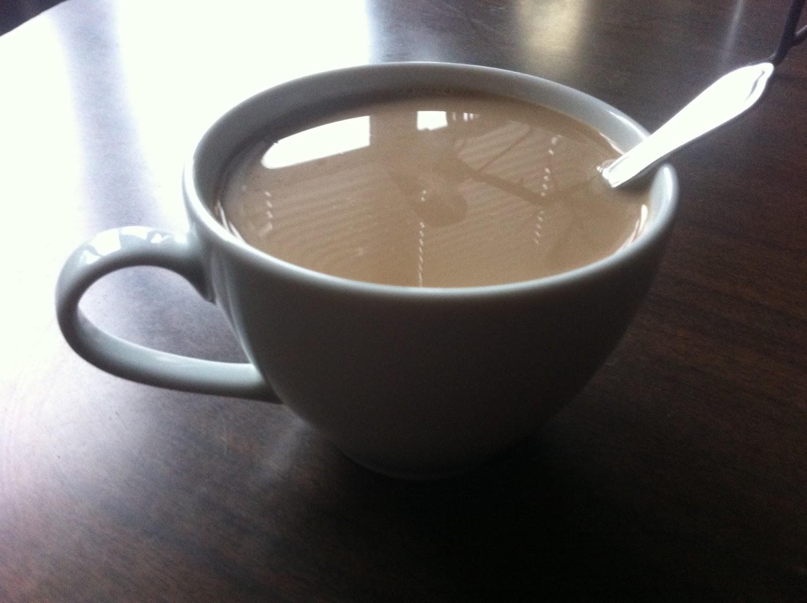Kaffee und Politik