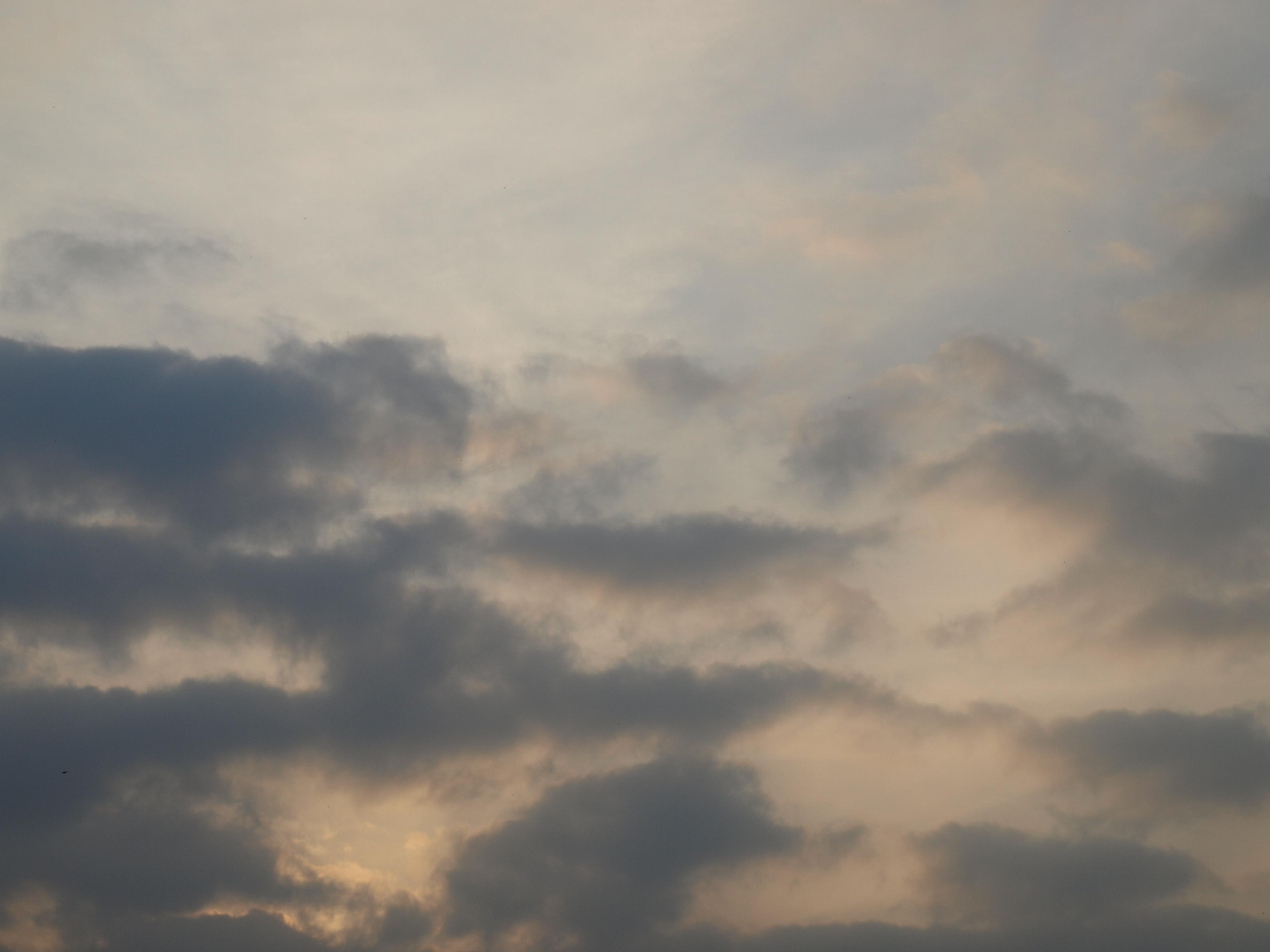 Himmel über Bremen