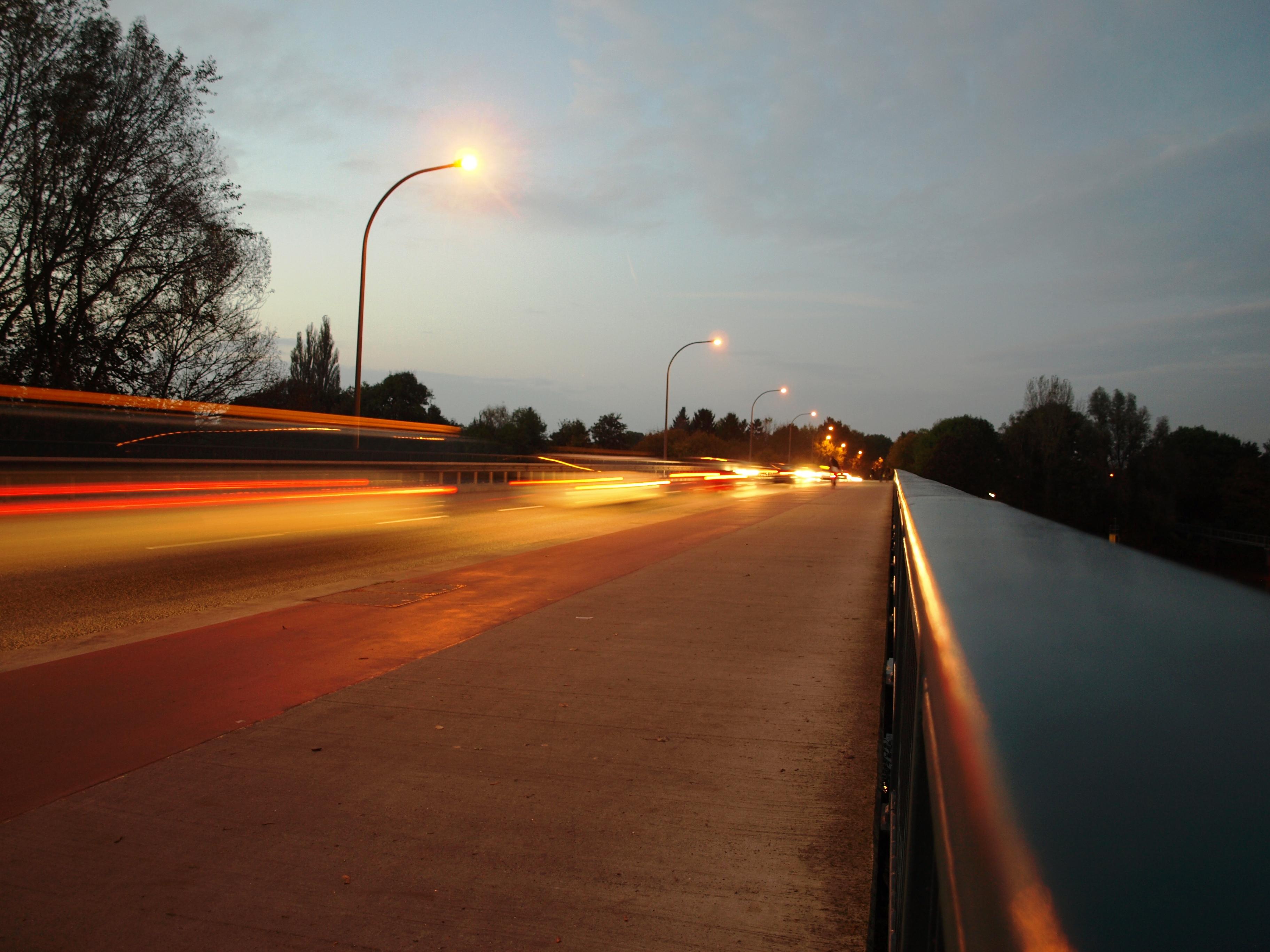 Umwelt - Brücke in Bremen