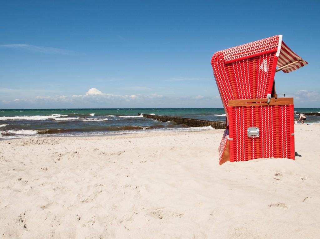 Strandkorb Ahrenshoop