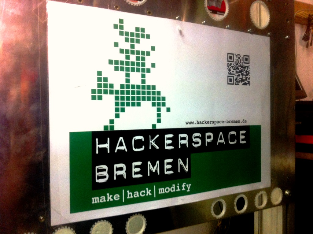 Bremer Hackerspace logo