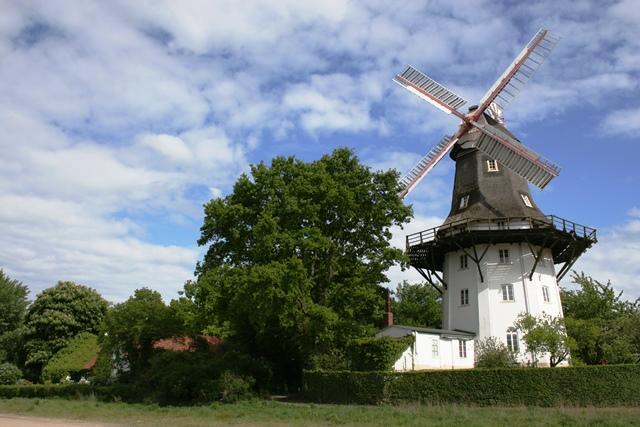 Mühle_Oberneuland