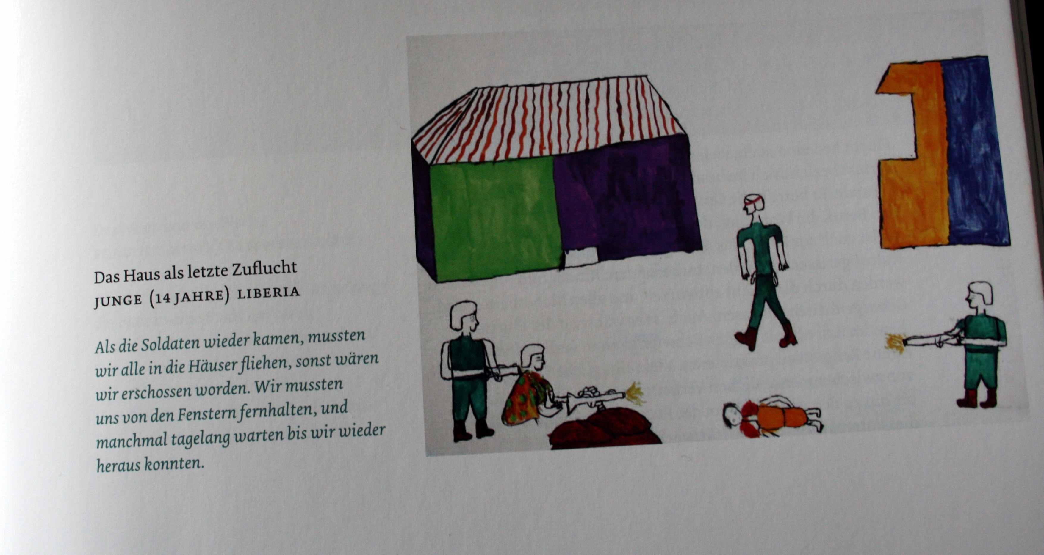 Kriegsflüchtlinge Refugio Bremen
