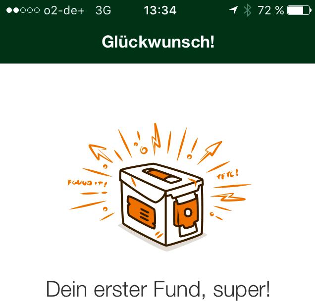 App_Geocachen
