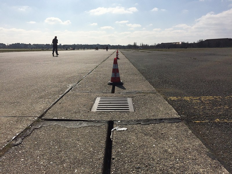 Berlin Tempelhofer Feld